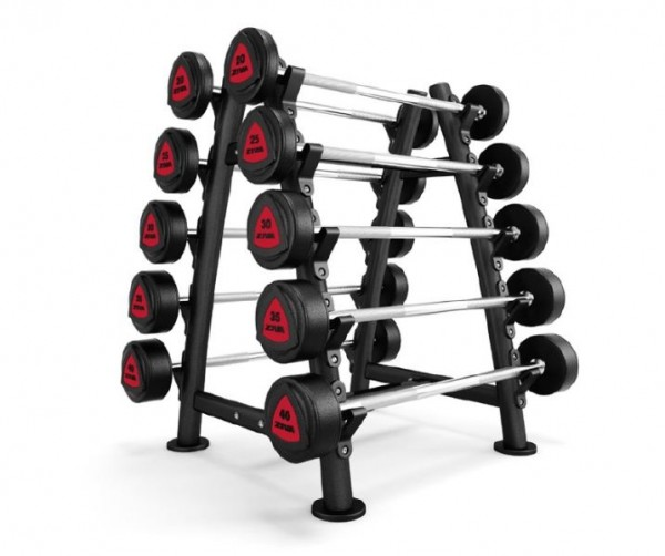 Piece Barbell Station