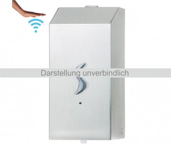 Desinfektionsmittelspender Edelstahl 1L-HACCP
