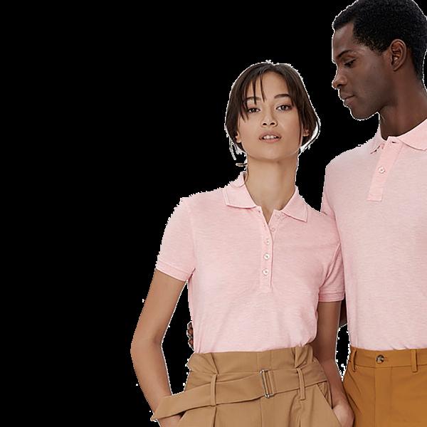 Damen-Poloshirt GOTS-Organic H231