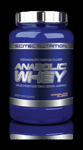 Anabolic Whey 900g