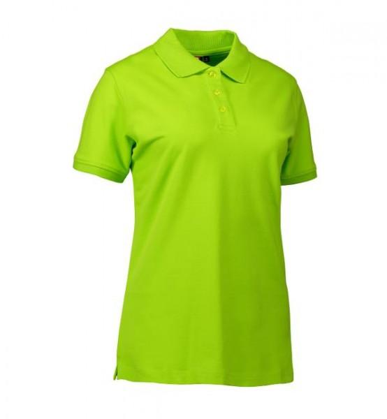Damen Stretch Poloshirt ID0527