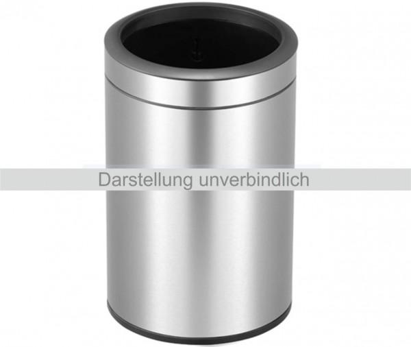 Mülleimer Open Top Edelstahl 12 L