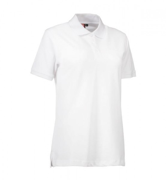 Damen Stretch Poloshirt ID0527