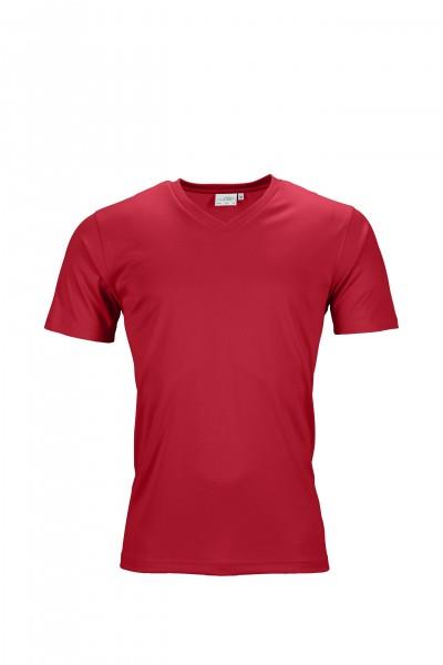 Men's Active V-Shirt JN736