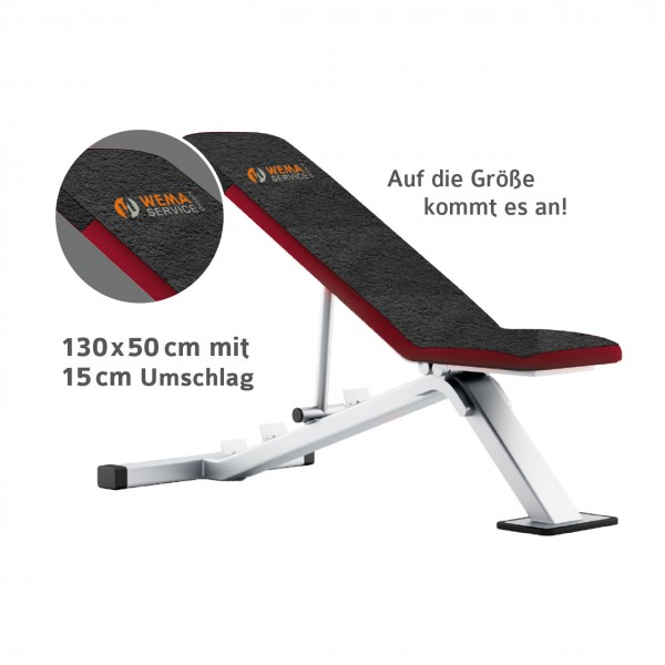 Fitnesshandtuch 2.0- 130x50