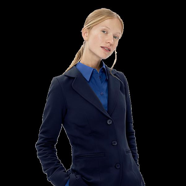 Damen-Sweatblazer Premium H260