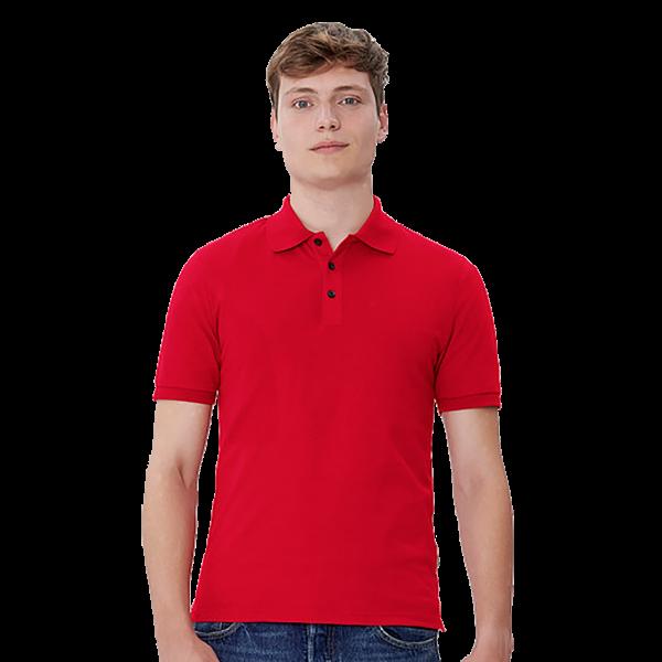 Herren Poloshirt Cotton-Tec H814