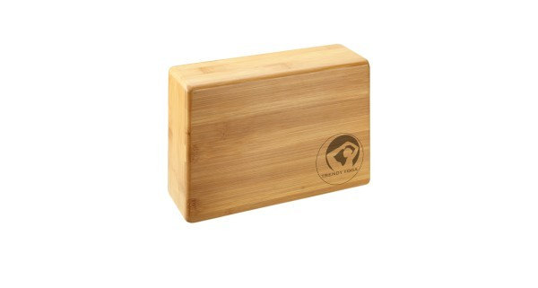 Yoga Block Bambus