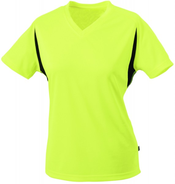 Ladies' Running V-shirt jn316