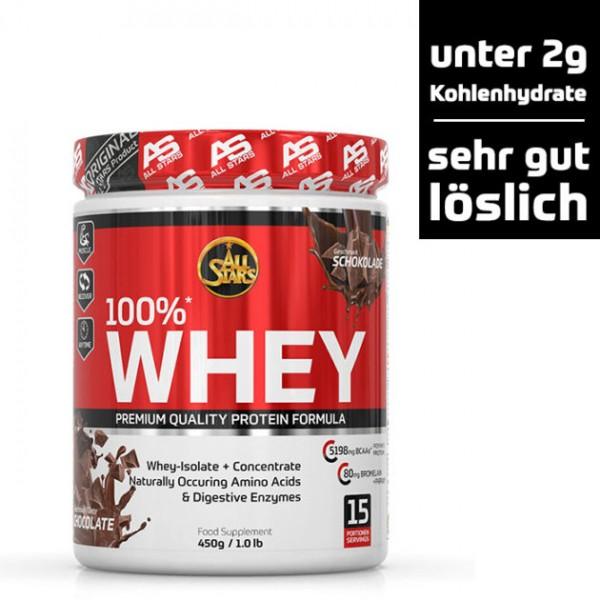 100%Whey Protein 450g