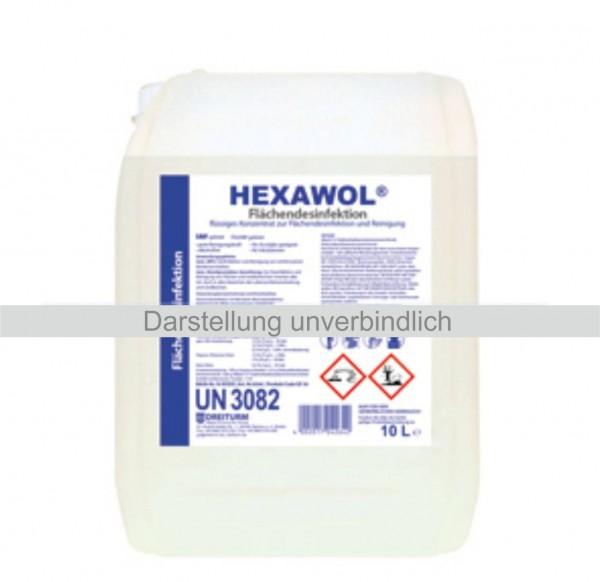 Flächendesinfektion (Biozidprodukt) 10L