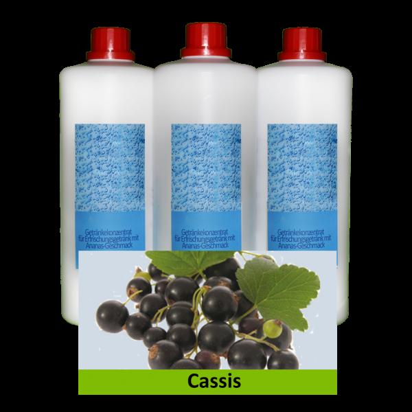 Mineralgetränke 1L-Flaschen Testpaket