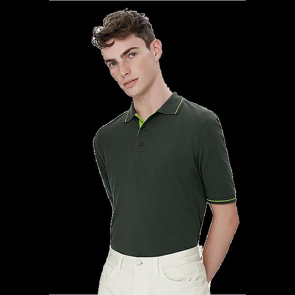Herren Poloshirt Casual H803