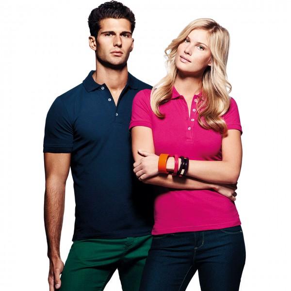 Poloshirt Stretch H222+822 Damen und Herren
