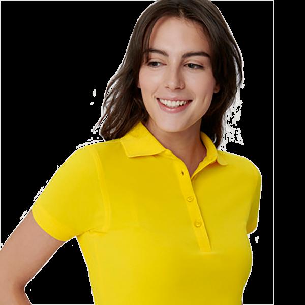 Damen-Poloshirt Classic H110