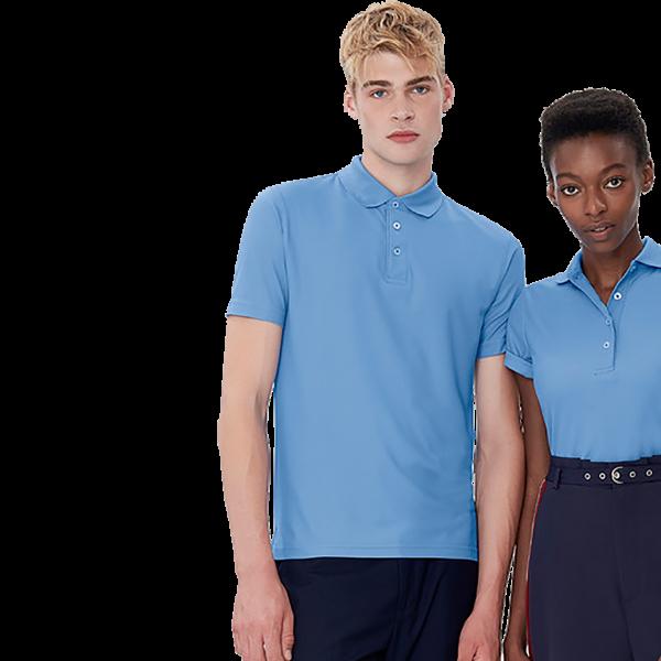 Herren Poloshirt COOLMAX® (Funktionspolo) H806