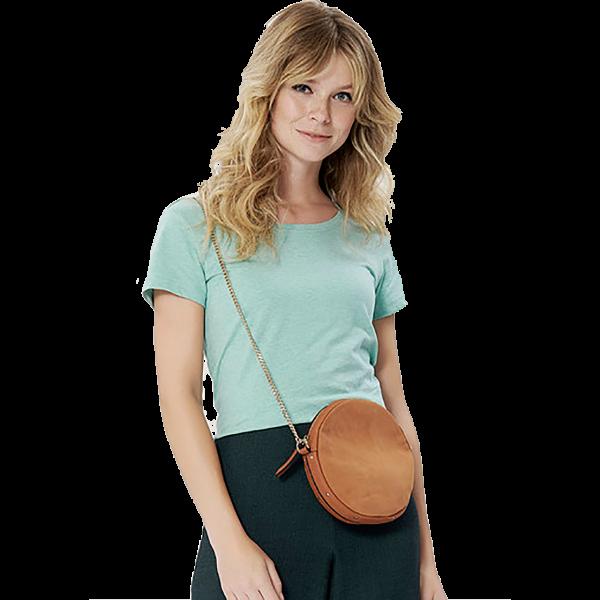 Damen-T-Shirt GOTS-Organic Damen H171
