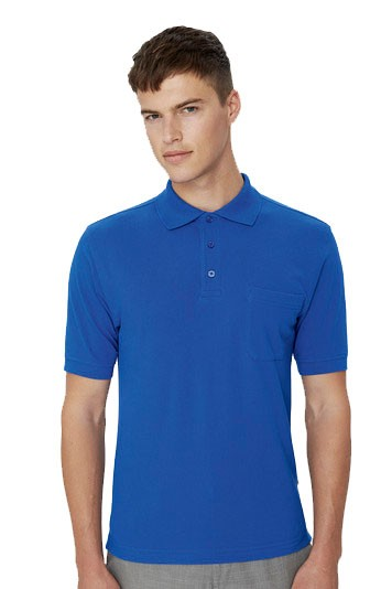 Pocket-Poloshirt Top H802