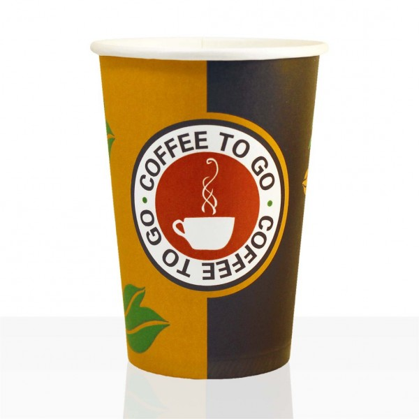 Coffee to go Pappbecher 0,2l (VE)
