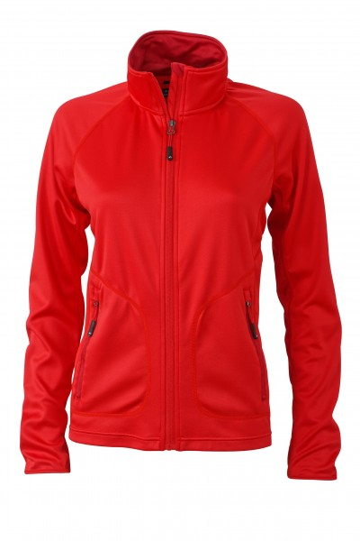 Ladies Stretchfleece Jacke JN763