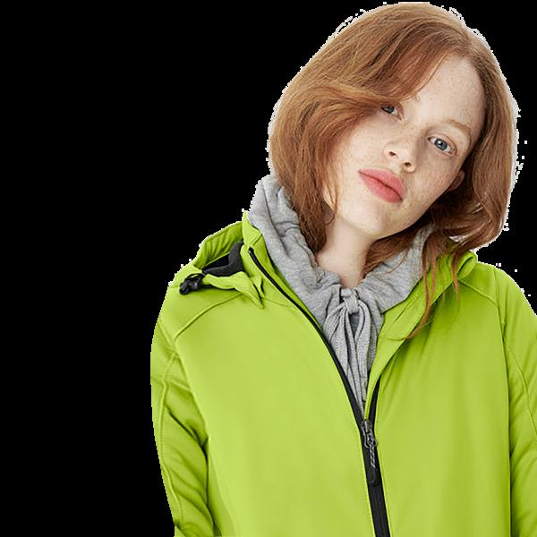 Damen-Softshelljacke Alberta H248