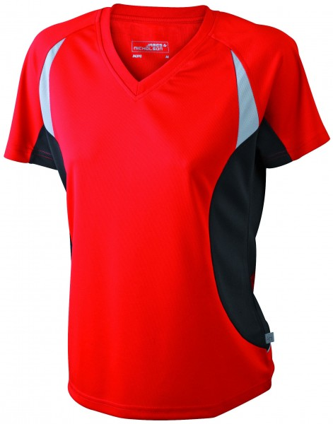 Ladies Running V-Shirt JN390