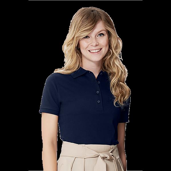 Damen-Premium-Poloshirt Pima-Cotton H201